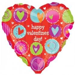 Happy Valentine's Day Ballon