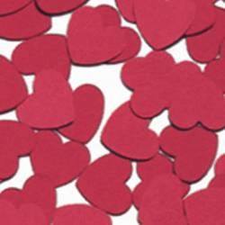 Confetti rode hartjes