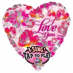 Muziekballon Addicted to Love