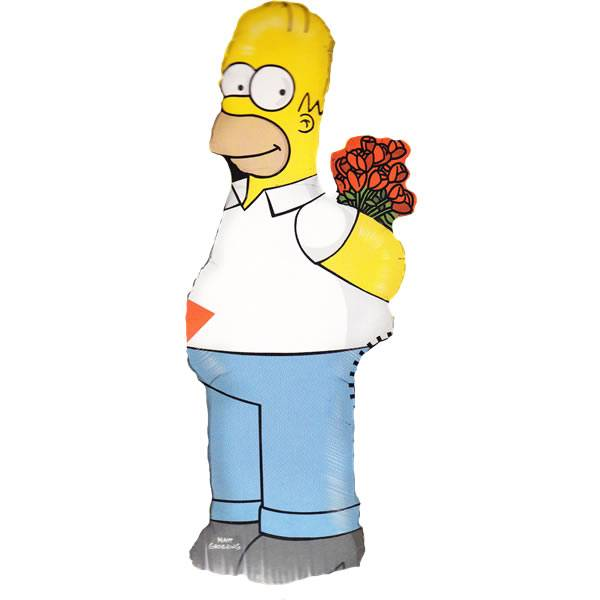 XL Ballon Homer Simpsons