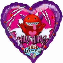 Muziekballon Wild Thing